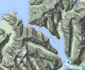 Milford Sound en kayak