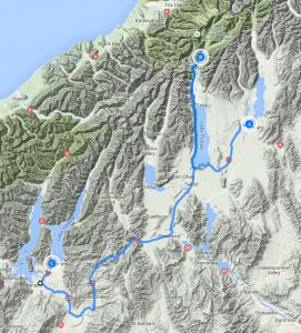 Day 20 - Du Mount Cook à Wanaka