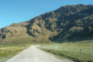 Mount Aspiring Road