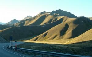 Route vers Wanaka