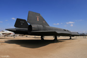 2007, 61-7975, Art2026, Blackbird, March AFB, SR-71, USA