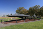2007, 61-7960, Art2011, Blackbird, Castle Air Museum, SR-71, USA