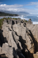 Pancake rocks @ Papaora National Park