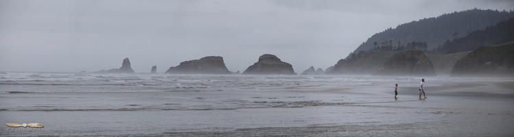 Cannon Beach - Click to zoom !