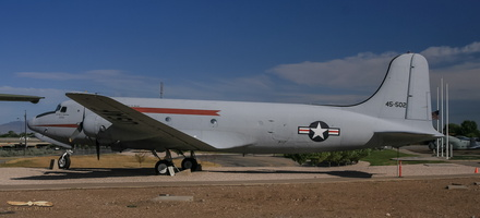 Douglas C-54G-1-DO Skymaster