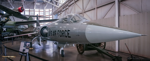 Lockheed F-104A-10-LO Starfighter
