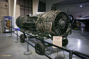 Pratt & Whitney J58 engine (SR-71)