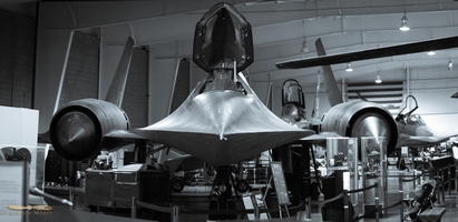 "Lockheed SR-71C ""The Bastard"""