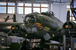 Boeing B-17G-90-DL Flying Fortress
