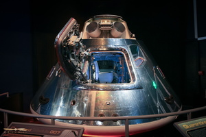 Apollo Command Module 007A (training)