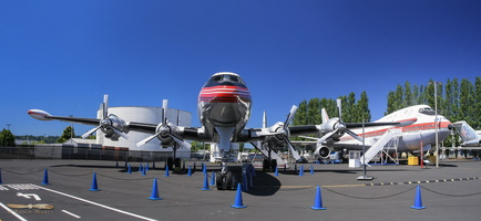Lockheed L-1049G Super Constellation - Click to zoom !