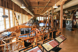 Reconstitution of first Boeing workshop