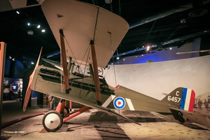 Royal Aircraft Factory S.E.5a (replica)