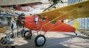 Curtiss-Robertson C-1 Robin