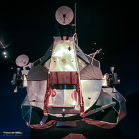 Apollo 17 Lunar Ascent Module (training)