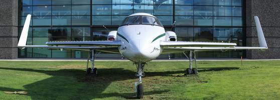 Beechcraft Starship - Click to zoom !