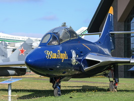 Grumman TF-9J Cougar Blue Angels