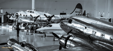 Dakota, Jets & Flying Fortress