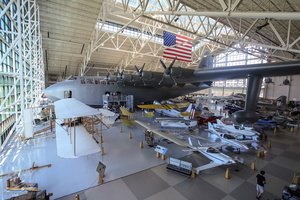 Evergreen Aviation & Space Museum, McMinnville, OR