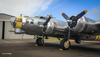 "Boeing B-17G Flying Fortress ""Chuckie"""