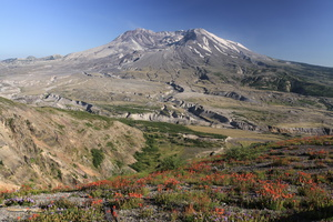 Mount St Helens coming back to life