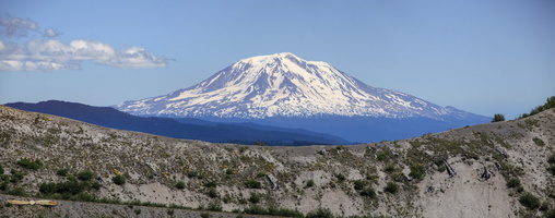 Mount Adams, 3743m (12280ft) - Click to zoom