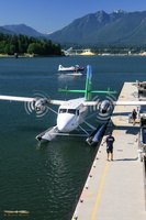 Twin Otter starting-up