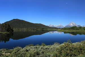 Reflections on Oxbow Bend