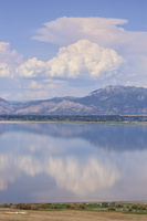 Reflections in the Great Salt Lake