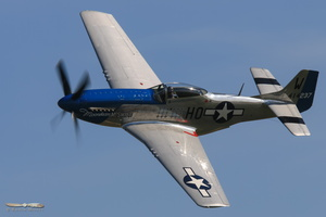"North American P-51D Mustang ""Moonbeam McSwine"""