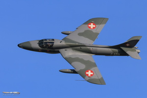 Swiss Hawker T.68 Hunter