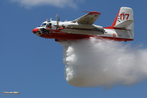 Sécurité Civile Turbo Firecat (Conair modifed Grumman Tracker)
