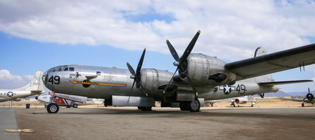"Boeing B-29A Superfortress ""Three Feathers III"""