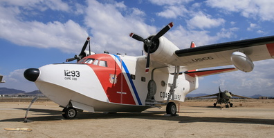 Coast Guard Grumman HU-16E Albatross