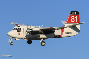 Cal Fire S-2T Tracker (Marsh S-2F3AT)