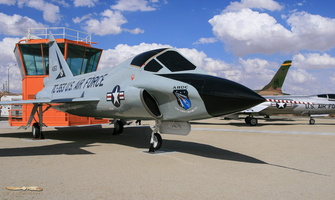 Convair TF-102A Delta Dagger (twin seater)