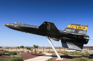 North American X-15 #672 (replica)