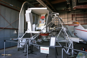 Bell Lunar Landing Research Vehicle (LLRV)