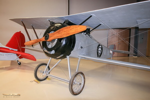 Hanriot HD.1 Scout