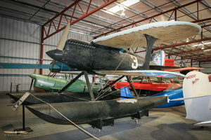 Curtiss R3C-2 Shneider Trophy racer (replica)