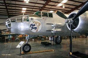"North American B-25J Mitchell ""Photo Fanny"""