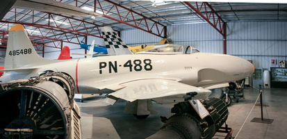 Lockheed P-80A Shooting Star