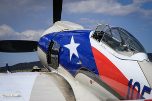 "Hawker Sea Fury FB.11 ""Spirit of Texas"""