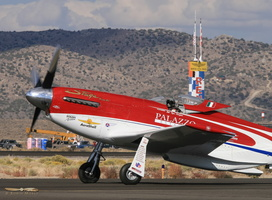 "Modified P-51D Mustang ""Strega"""