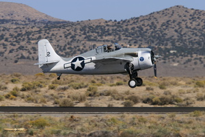 "Grumman (GM) FM-2 Wildcat ""Air Biscuit"""