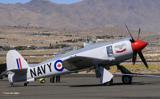 "Hawker Sea Fury FB.60 ""Sea Hawk"""