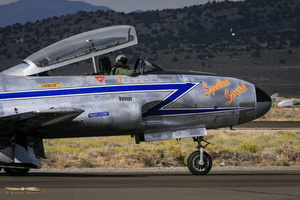 "Canadair CT-33 Shooting Star ""Specline Special"""