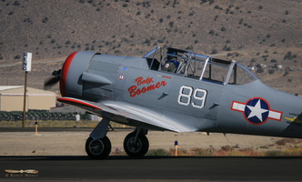 "North American AT-6 ""Baby Boomer"""