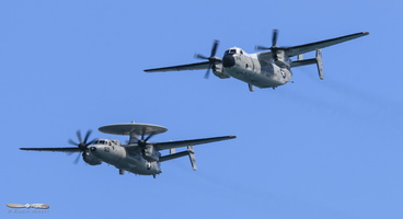 Northrop Grumman E-2 Hawkeye & C-2 Greyhound
