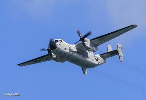 Northrop Grumman C-2A Greyhound